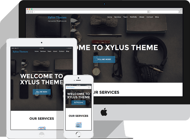 XT Corporate Lite from Xylus Themes