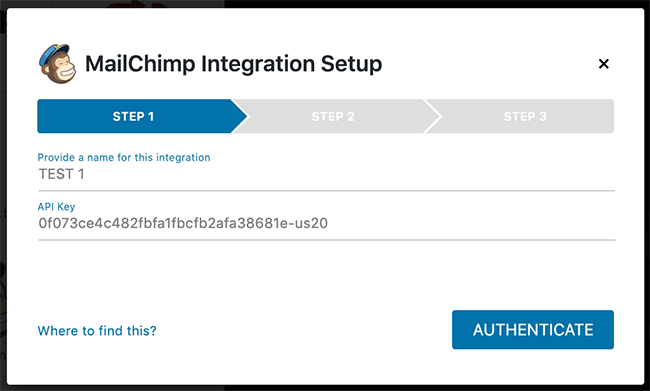 13-MailChimp-integration